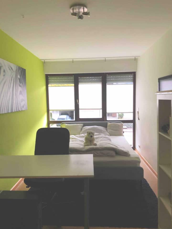 Zimmer in einem Vorort von Freiburg