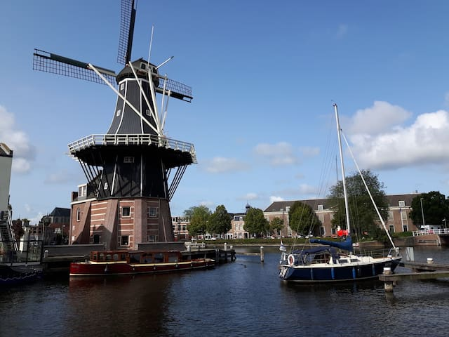 Discover Holland through the water