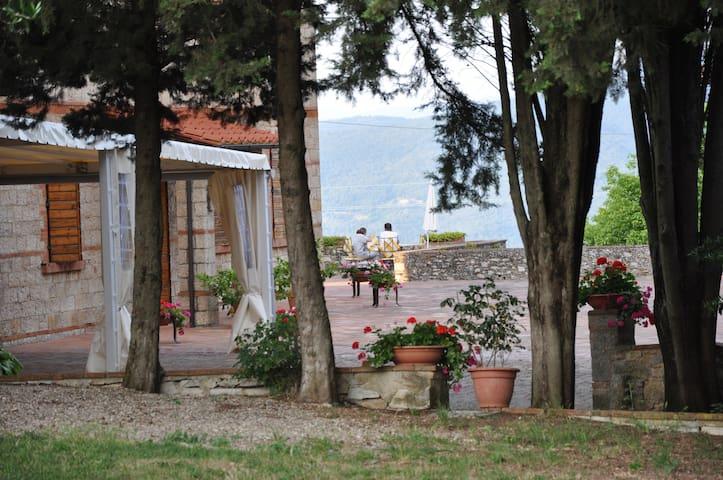 Agriturismo and Organic Farm Testalepre - Greve in Chianti - Apartment