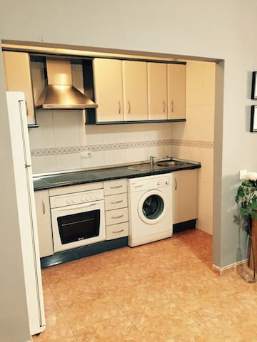 Apartamento de 1 dormitorio en Vera - Vera - Lägenhet