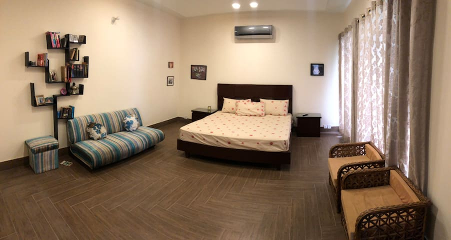 Home away from home in Multan