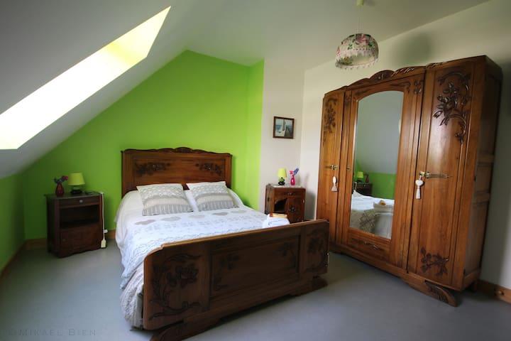 Une Chambre entre Loire&Châteaux / Beauce&Sologne