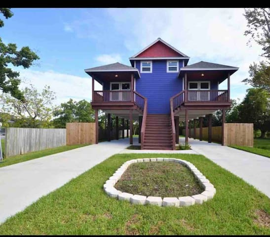 Kemah townhome house B
