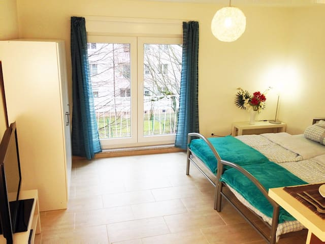 Ferienwohnung Kornwestheim - Kornwestheim - Appartement