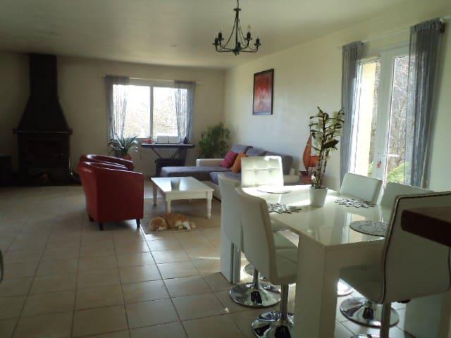 Chambres d'hôte dans une région magnifique - Le Vigan - Konukevi