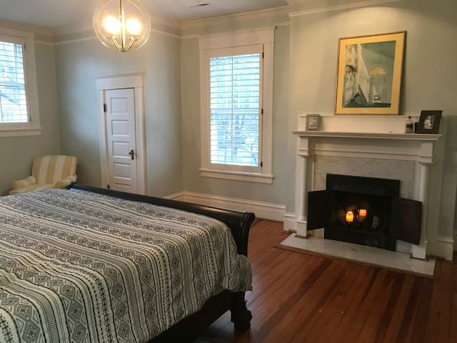 Rooms in luxurious historic home in Dilworth