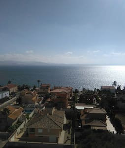 Large Apartment with Excellent Views of La Manga