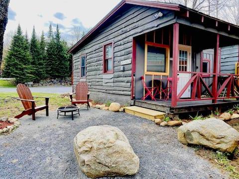 Brand New Little Cabin in the Adirondacks!