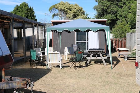 Glamping Paradise - Pauanui - Zomerhuis/Cottage