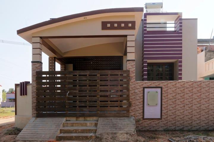 Paradise Nest - Poornankuppam - Dům