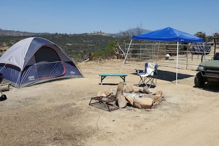 Tent camping. Great hiking, views - Alpine - Inny