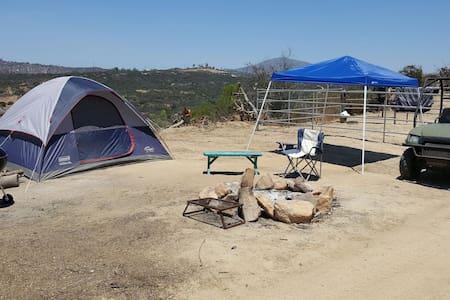Tent camping. Great hiking, views - Alpine - Lainnya