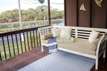 Kookas Nest - waterfront, tranquil setting