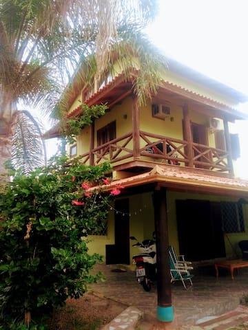 Casa na Joaquina/Floripa