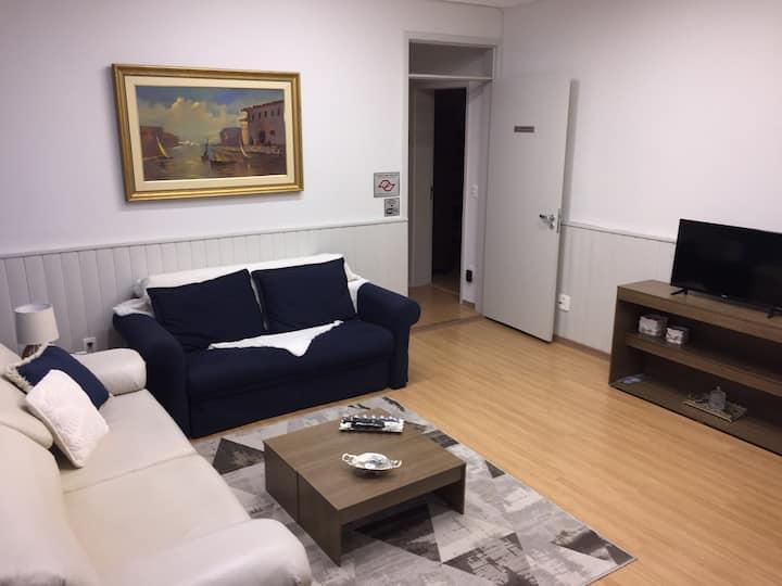 Lindo apartamento no melhor de Mogi das Cruzes (A)