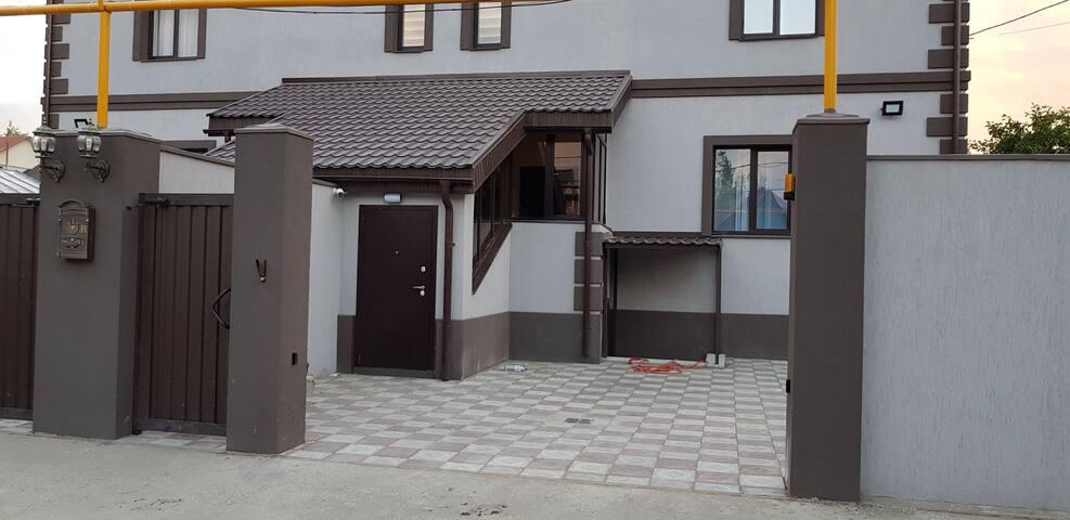 Kemerovsky cottage