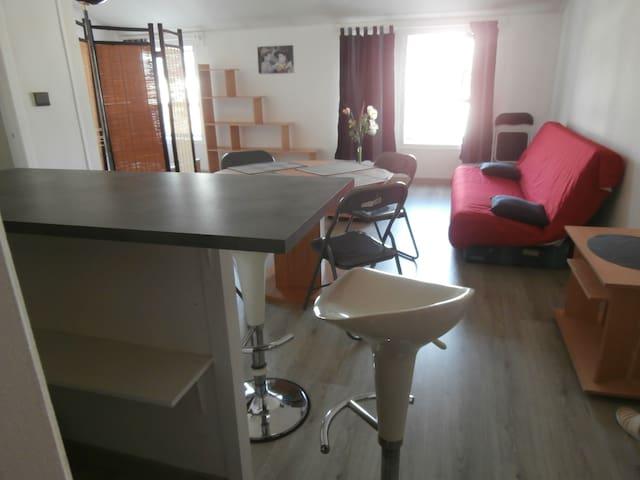 Studio Centre Ville