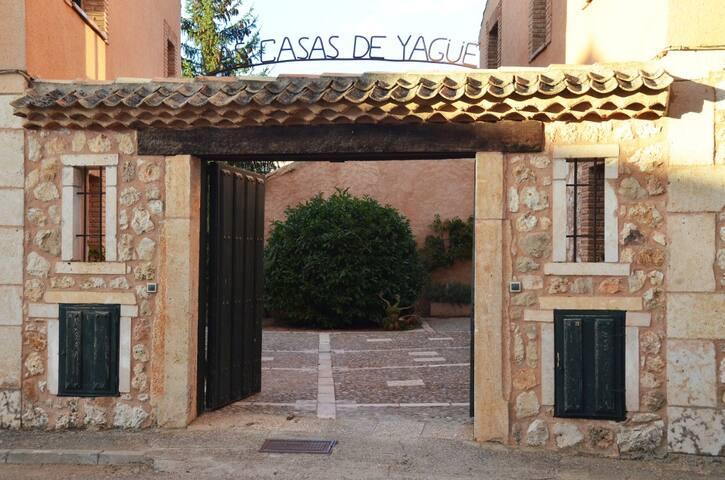Las casas de Yagüe 2