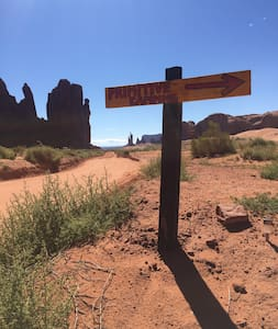 MonetValley Primitive Camping - Oljato-Monument Valley