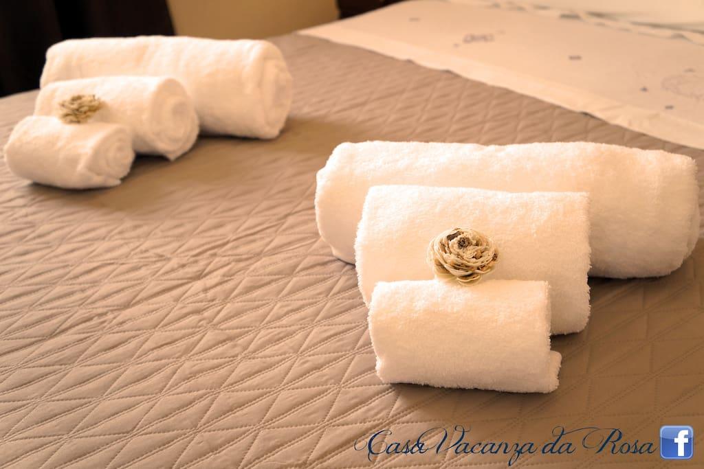 Casa vacanza da rosa case in affitto a custonaci for Case vacanza budoni e dintorni