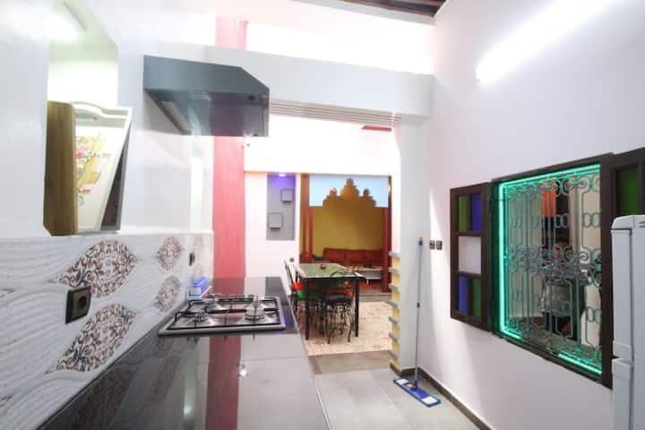 Maison chez mehdi