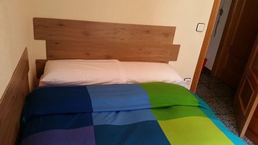 Private Room Madrid 2 persons - Madrid - Apartamento