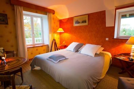 """Chambre """"Goelette"""" Capitaine ! - Miniac-Morvan - Bed & Breakfast"""