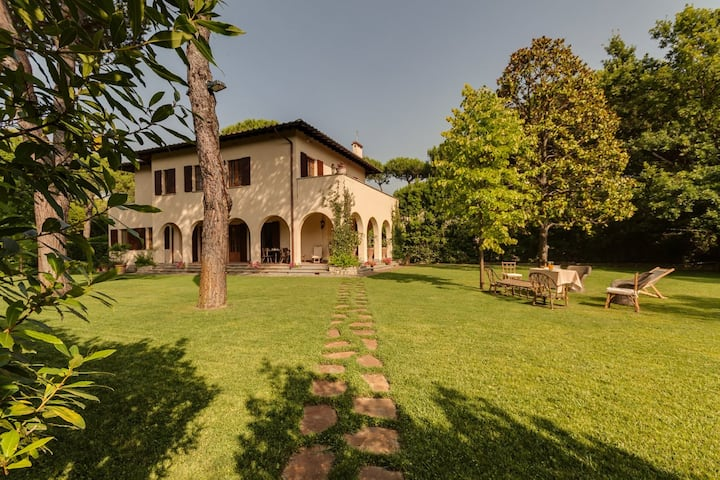 Villa Giovanna Forte dei Marmi 6b