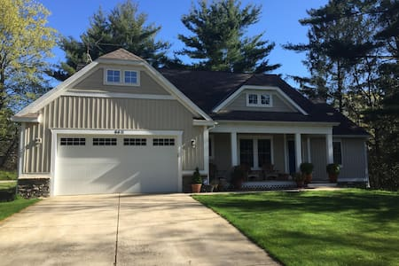 Private Suite Close to Downtown Saugatuck