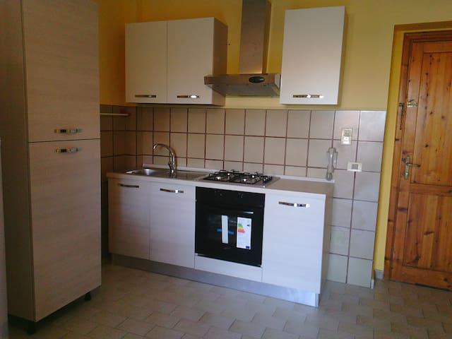 casa vacanze con vista mare - Falcone - Apartament