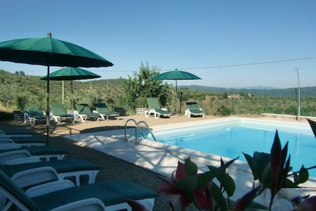 APARTMENT ON THE TUSCAN HILLS - Bucine, Arezzo