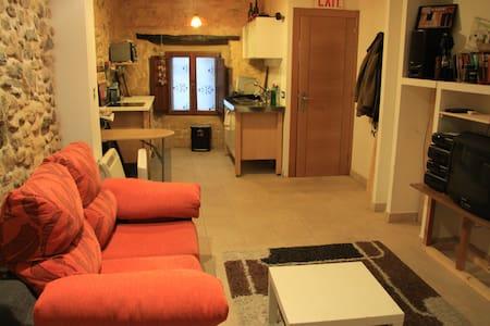 Estudio independiente  en Cimadevilla - Gijón - Apartment