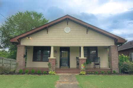 Cozy 3BR Bungalow near DWTN Knox,Zoo,Breweries *PF - Knoxville - Haus