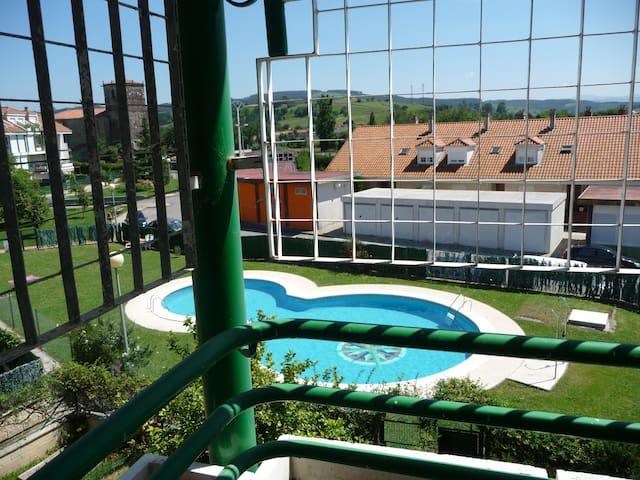 Quiet and familiar - Puente Arce - Appartement
