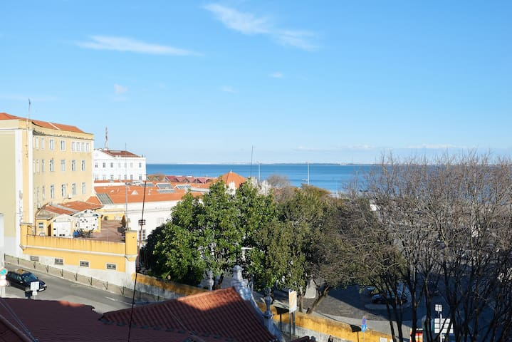 Alfama River Sight