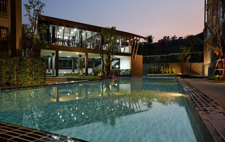 New Apartment in Doi Suthep Area - Chiang Mai - Leilighet