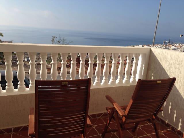 Familie appartement met terras - El Hoceima - Daire