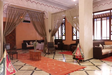 Marrakech house traditional hotel