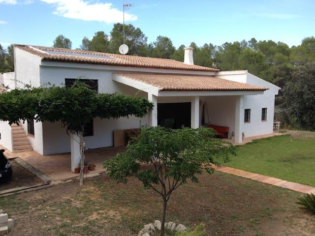 MEDITERRANEAN VILLA - Xàtiva - Haus