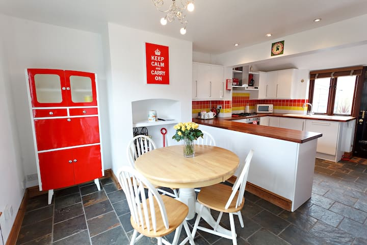 Kit's Beck - Holiday Cottage  - Sheringham - House