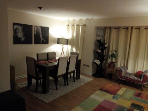 2do piso de casa o habitaciones privadas en TEMUCO