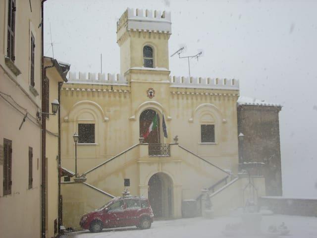 Miniappartamenti storico-culturali  - Stimigliano - Hus
