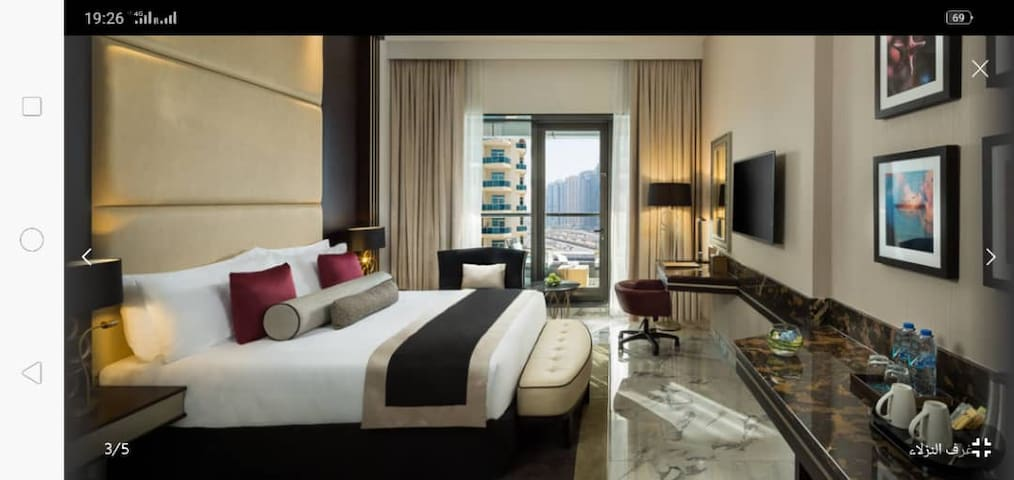 A great deal 4 a wonderful rated Marina hotel room