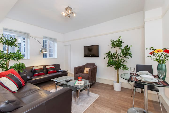 Best for Business & Leisure - modern LDN City Flat