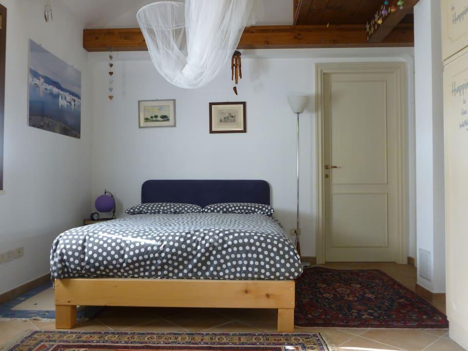 Camera da letto. 1° piano.