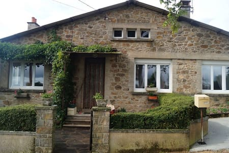 Charmante Maison dans l'Aveyron  - Auriac-Lagast