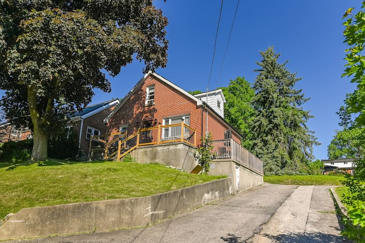 Newly Updated Central Guelph Home with a View
