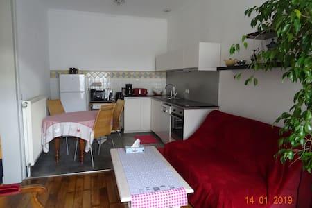 Appartement deux chambres au coeur de la ville