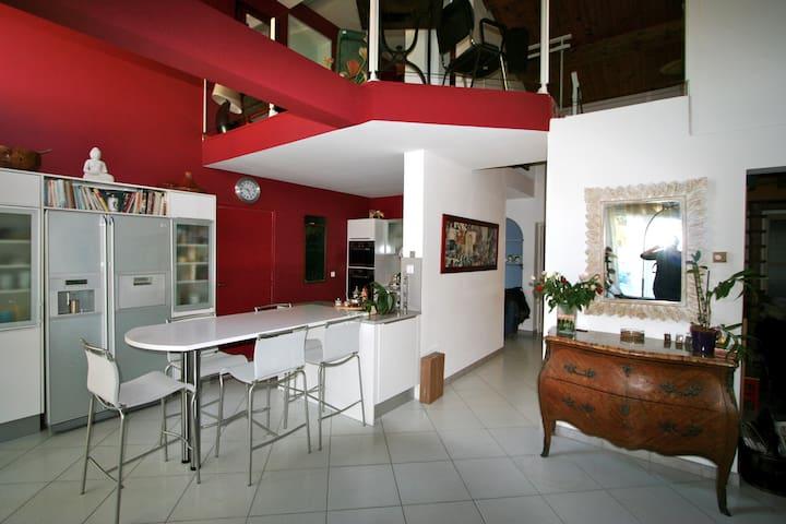 Chambre Safran - Montpellier - Ev