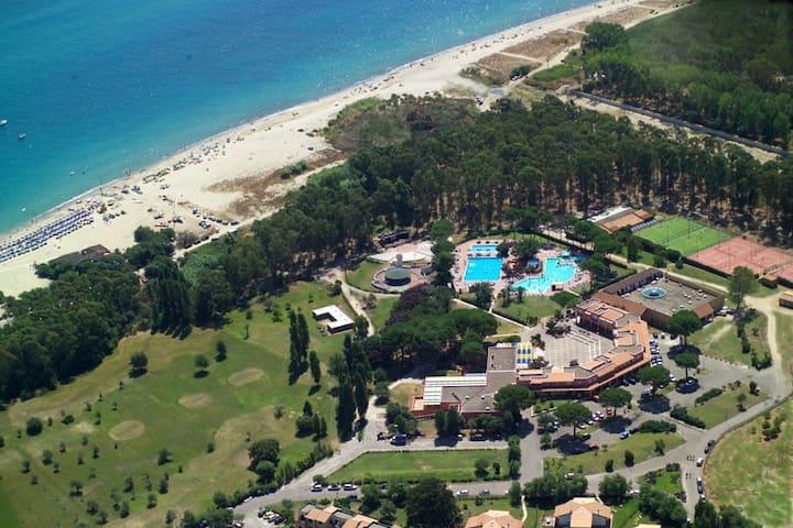 Casa vacanze Villaggio Santandrea - Sant'Andrea apostolo dello Jonio - Hus